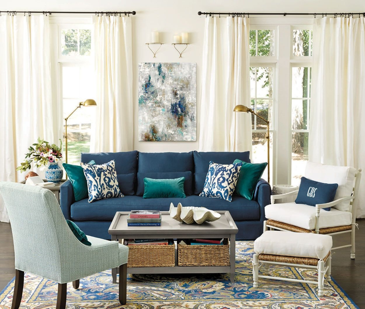 Living Rooms Blue Living Pinterest Room Living Room And Home Layjao