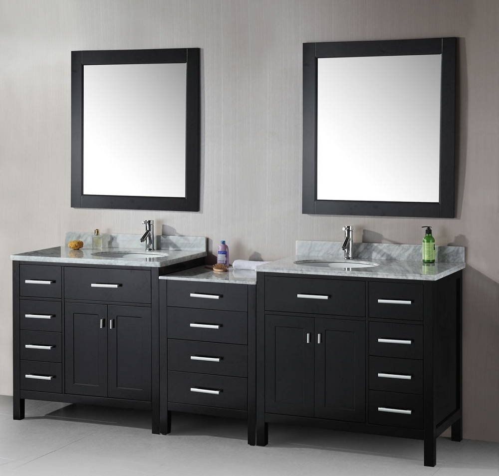 Lovely Bathroom Vanity Ideas Double Sink With Ideas For A Double
