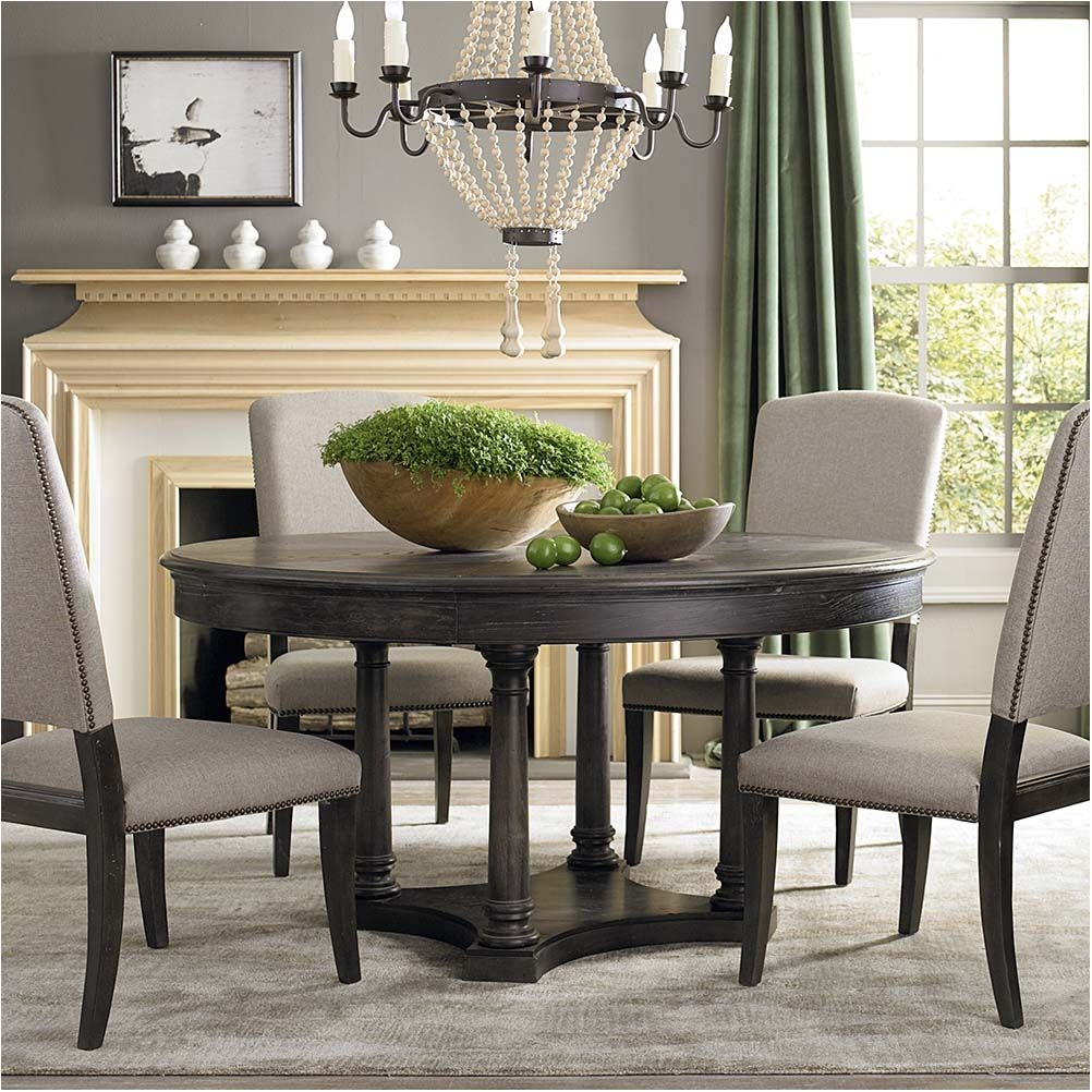 Lovely Dining Table Round Set With 8 Chairs 42 Sets Expandable White