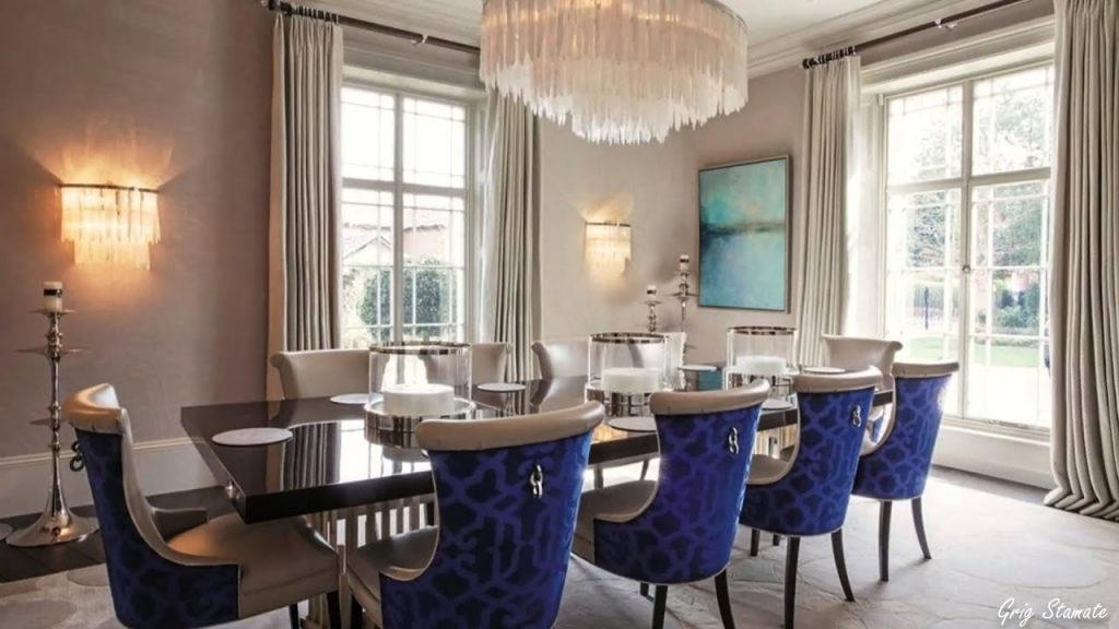Luxurious Formal Dining Room Design Ideas Elegant Decorating Ideas
