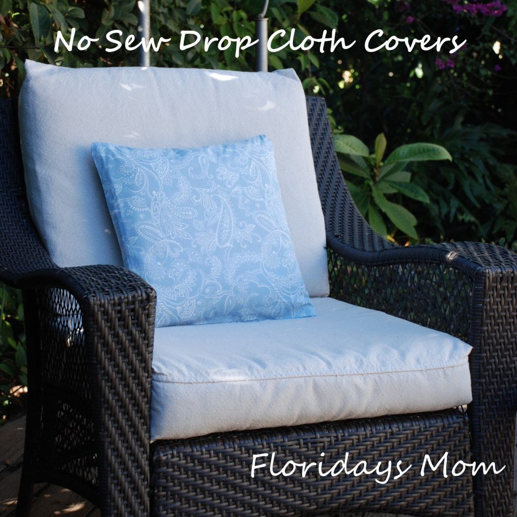 Luxury Outdoor Furniture Cushion Slipcovers Patio Chair Covers