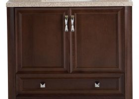 Bathroom Vanities Brown