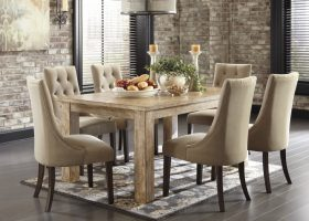 Dining Room Chairs Brown