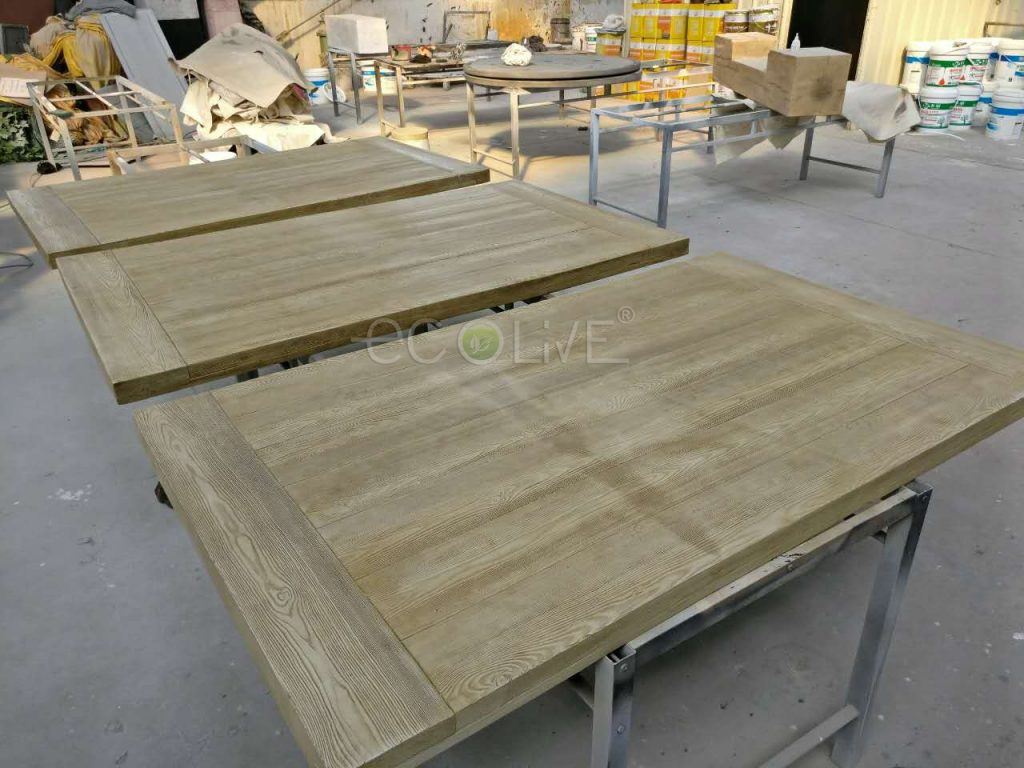Mgo New Material For Outdoor Furniture