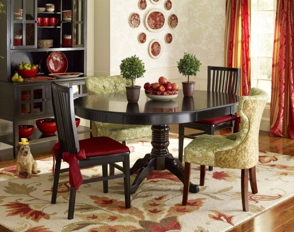 Mid Century Dining Room Ideas With Ronan Pier One Olive Unique