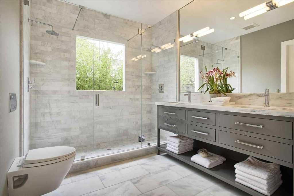 Modern Farmhouse Bathroom Ideas Nhfirefighters Modern