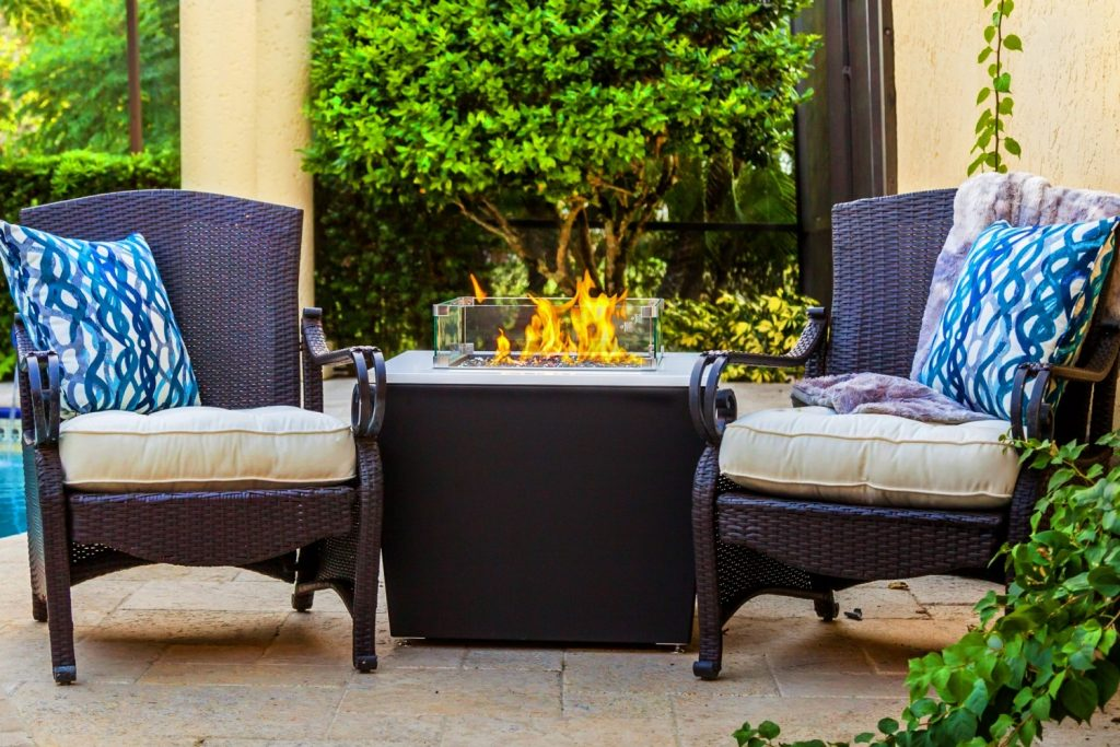 Modern Outdoor Furniture Ideas For A High End Patio Firetainment