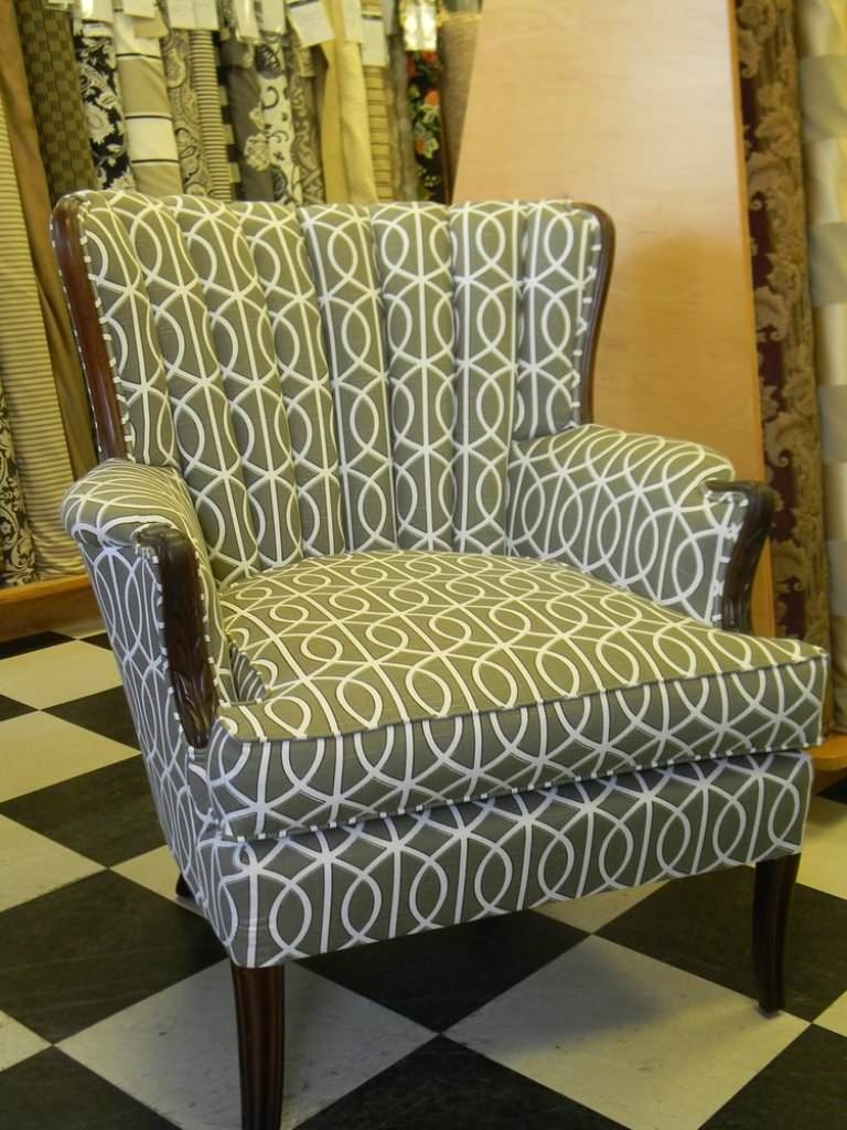 Modern Upholstery Fabric For Living Room Accent Chair Smart
