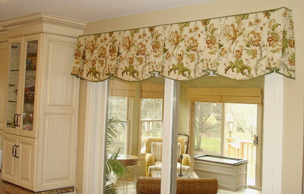 Modern Window Valance Ideas Spectacular Dining Room Awesome Valances