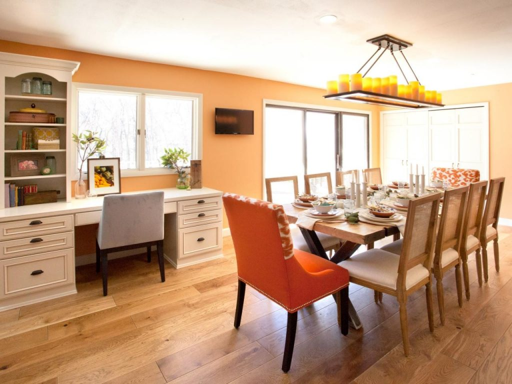 Nontraditional Dining Room Designs You Need In Your Life Hgtvs