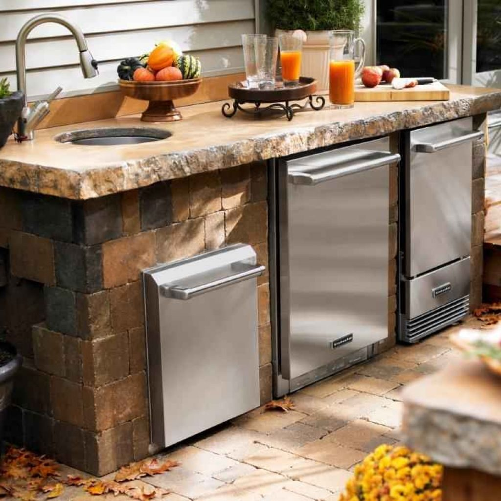 Of Outdoor Kitchen Design Ideas Inspiration Outdoor Grill Range
