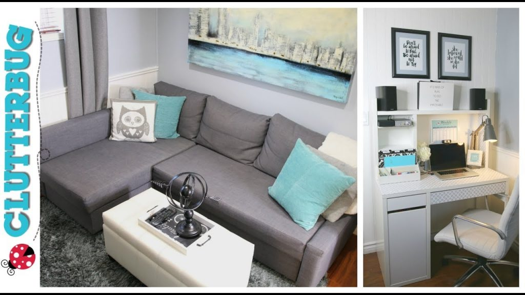 Office Makeover Small Home Office Decorating And Organizing Ideas