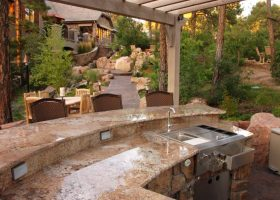Outdoor Grill Design Ideas