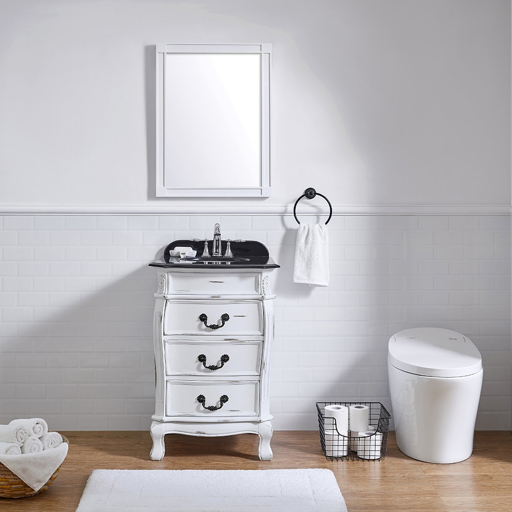 Ove Decors Mayfair 22 Single Bathroom Vanity Set Wayfair