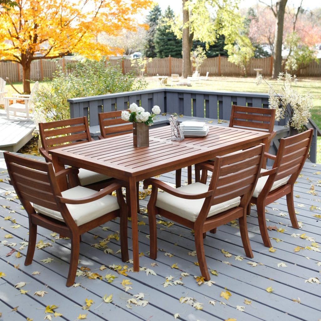 Patio Amazing Wooden Patio Furniture Sets Pallet Wood Patio