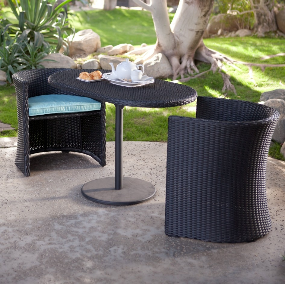 Patio Awesome Small Space Patio Sets Patio Furniture For Small