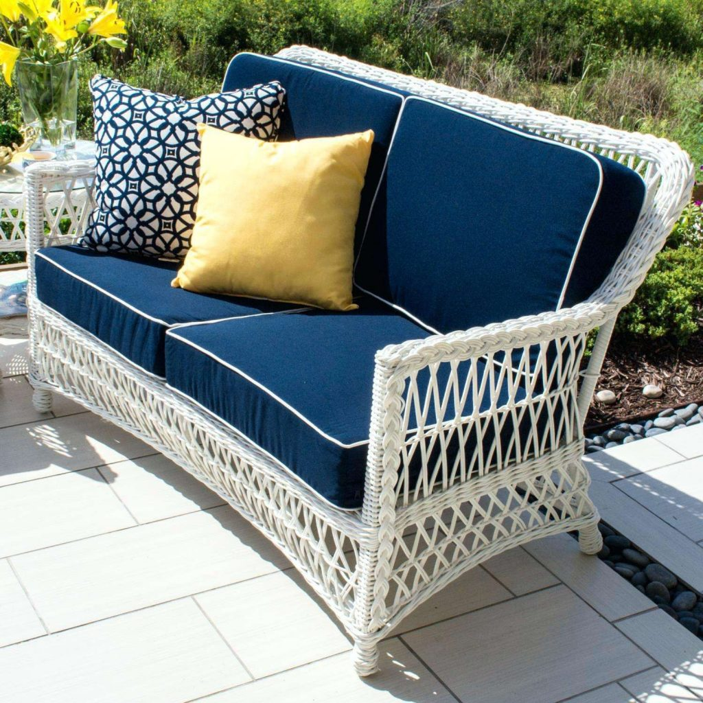 Patio Chair Seat Cushions New Outdoor Furniture No Cushions