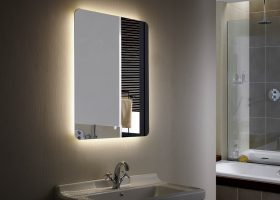 Bathroom Mirror With Lights