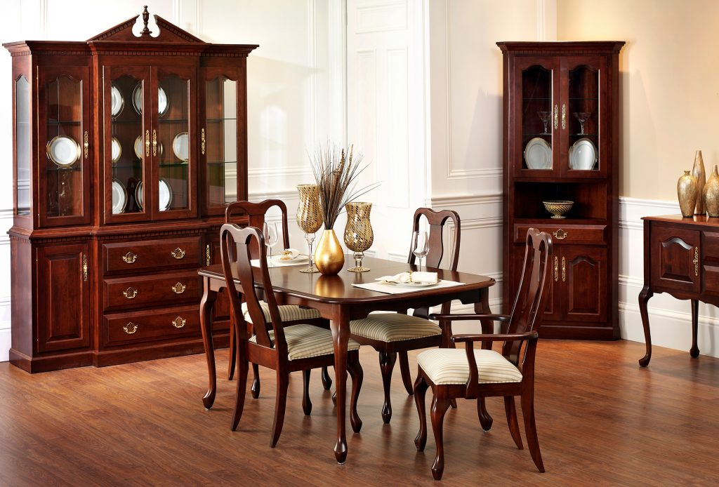 Queen Anne Dining Room Collection Custom Queen Anne Dining Set