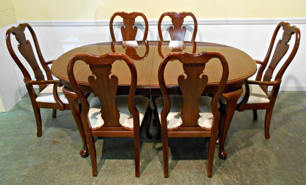 Queen Anne Dining Room Furniture Stunning Top Queen Anne Dining