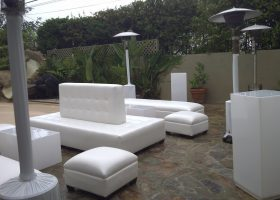 Outdoor Furniture For Rent