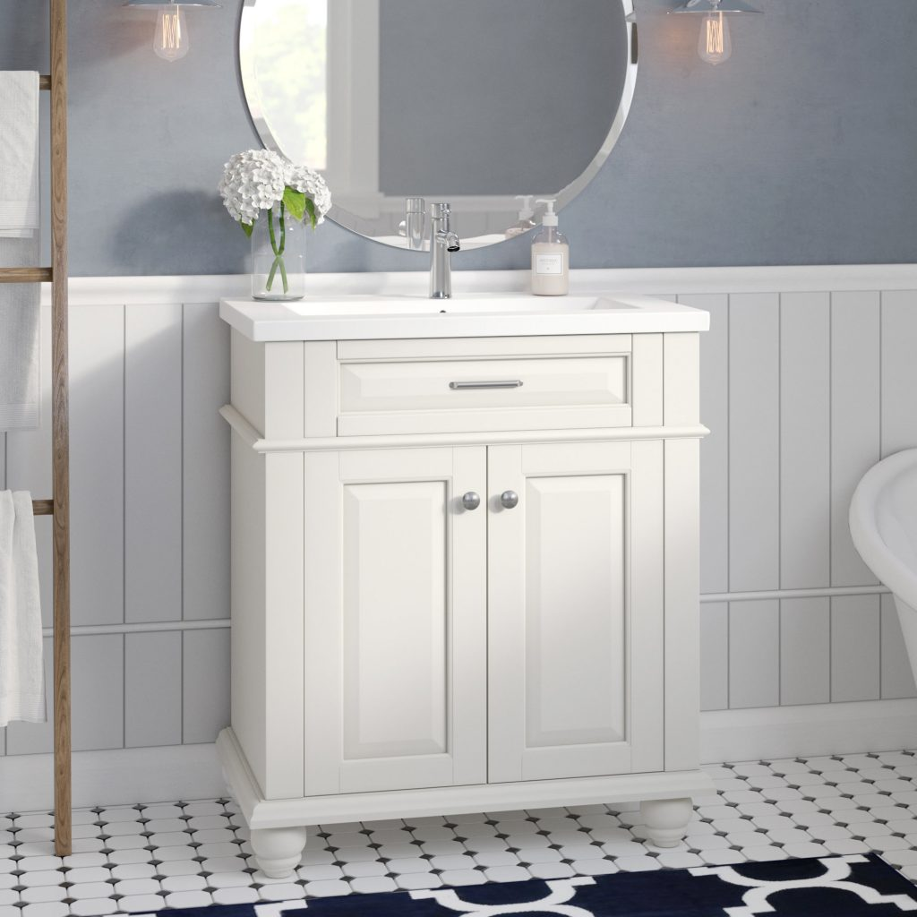 Rosecliff Heights Chumbley 30 Single Bathroom Vanity Reviews