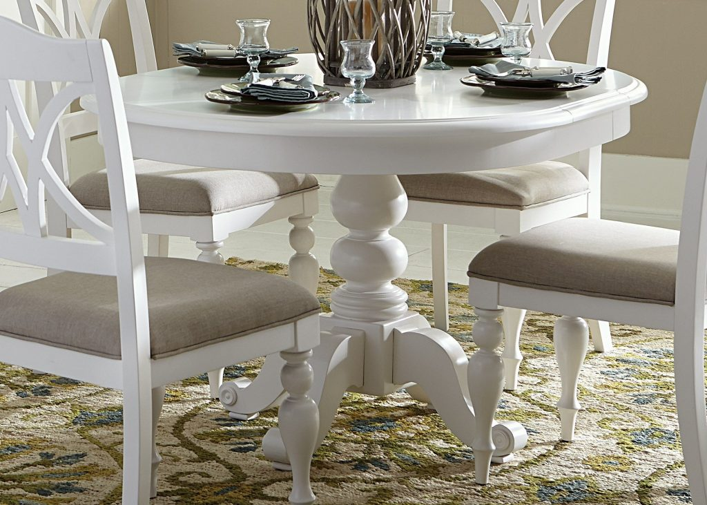 Round Table Dining Room Set Ideas For 4 Home Decor Ideas