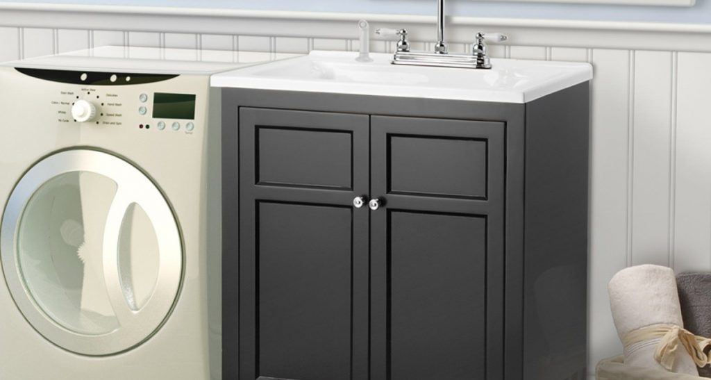 Selecting A Suitable Utility Sink Cabinet Allin The Details