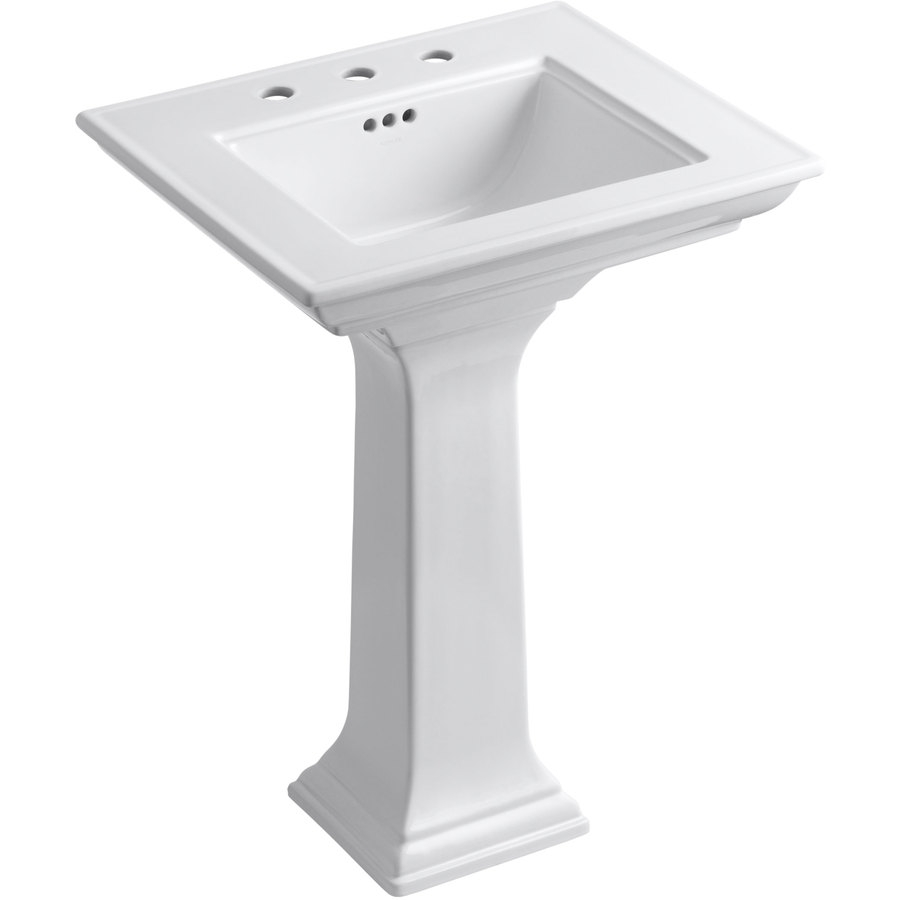 Shop Pedestal Sinks At Lowes