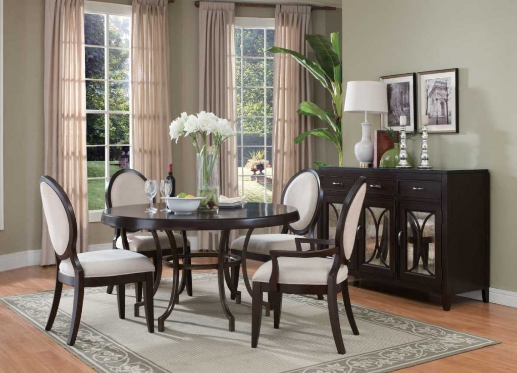 Side Table Dining Room Mesmerizing Awesome Dining Room Buffet Ideas