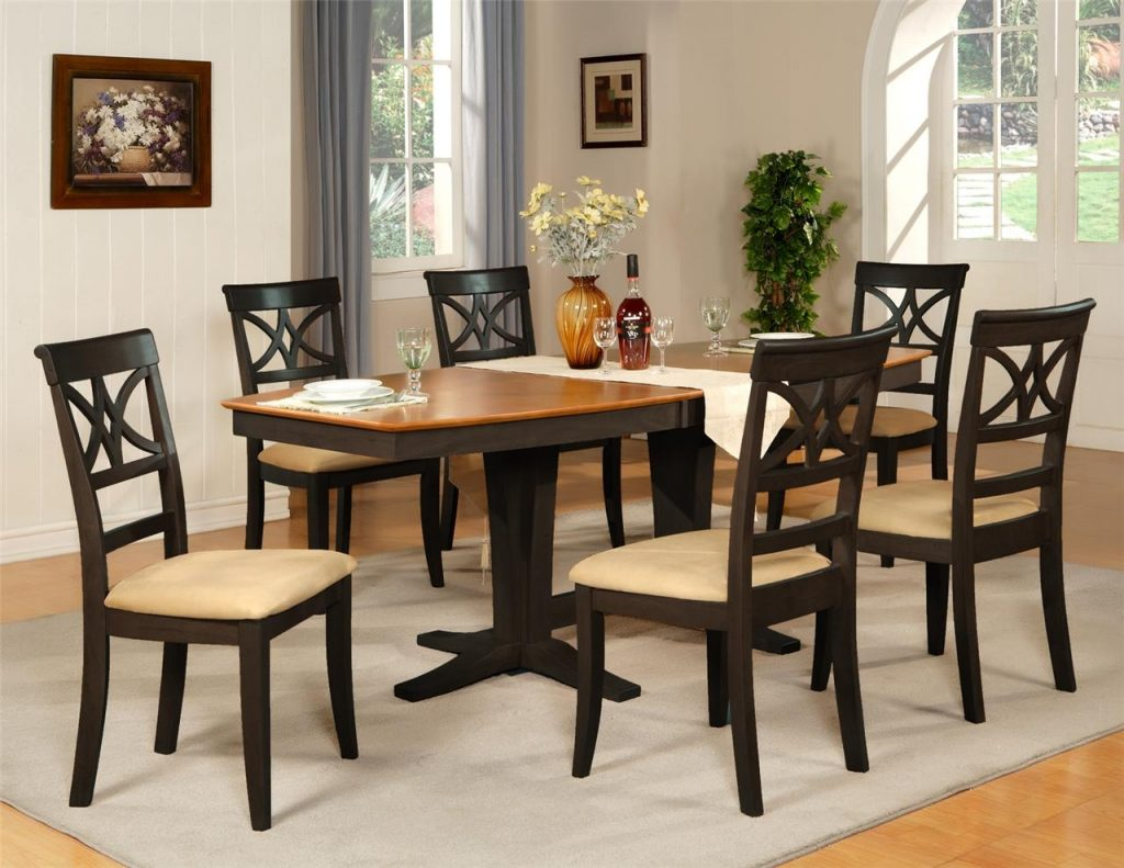 Simple Dining Room Table Sets Bluehawkboosters Home Design