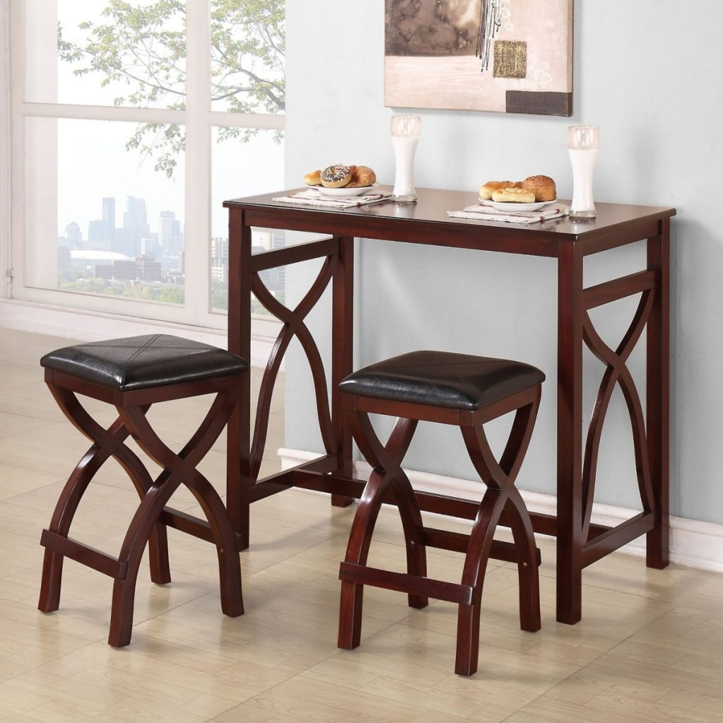 Simple Style Dining Room Sets For Small Apartments Nice Decorating