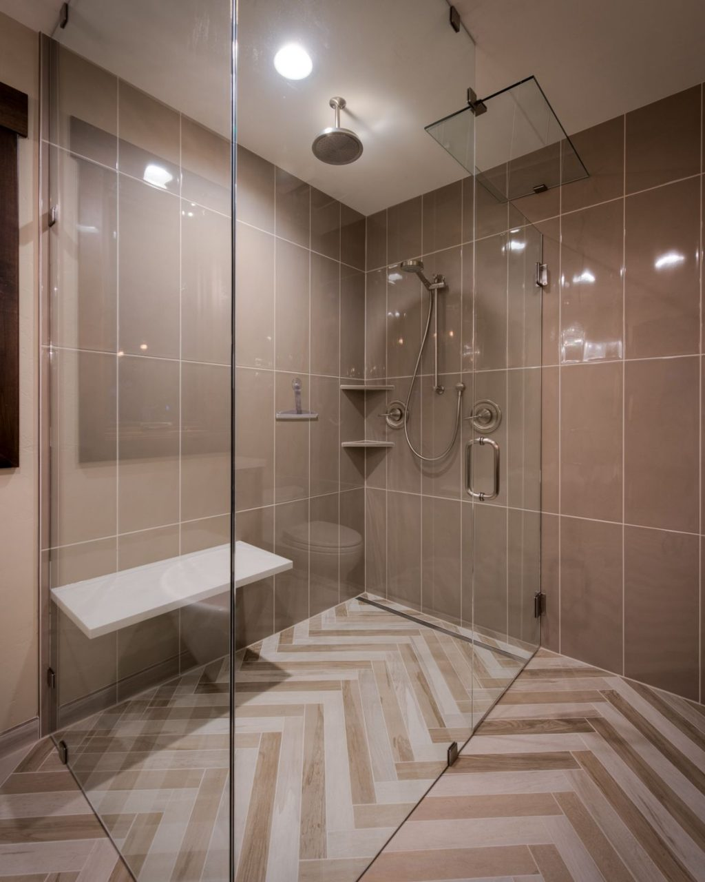 Small Bathroom Remodel Fort Collins Highcraft Flooring Pinterest