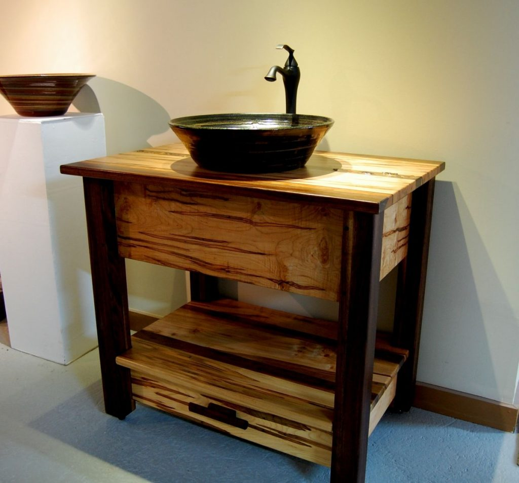 Small Bathroom Vanities With Vessel Sinks To Create Cool And Stylish