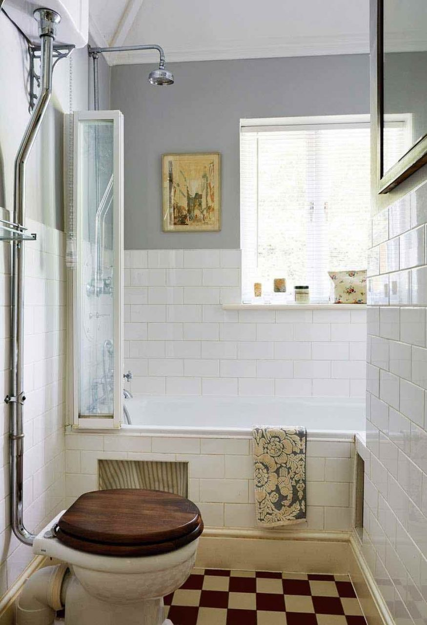 Small Victorian Style Bathroom Bathroom Pinterest Bathroom