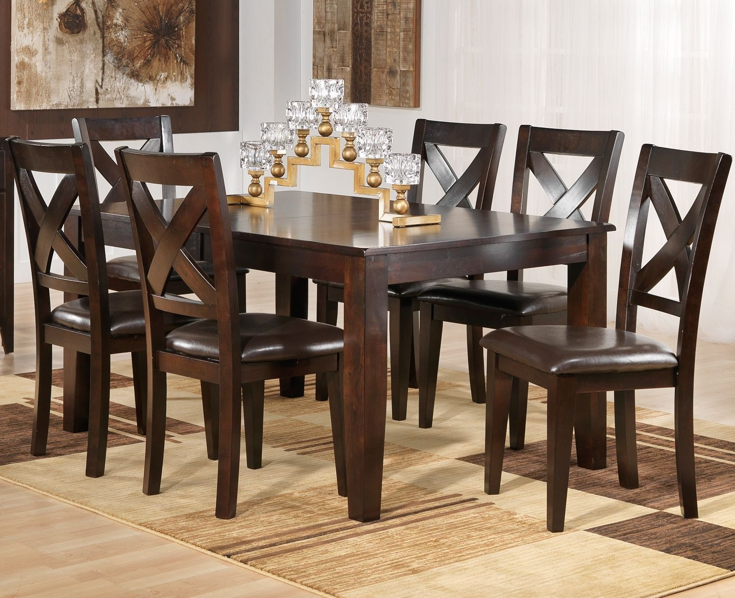 Soho Dining Room 7 Pc Dining Set Leons Leons Wish List