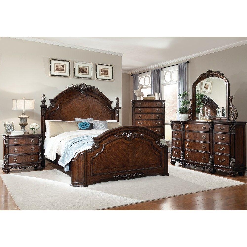 South Hampton Queen Bedroom Set Davis Direct 99514 Conns