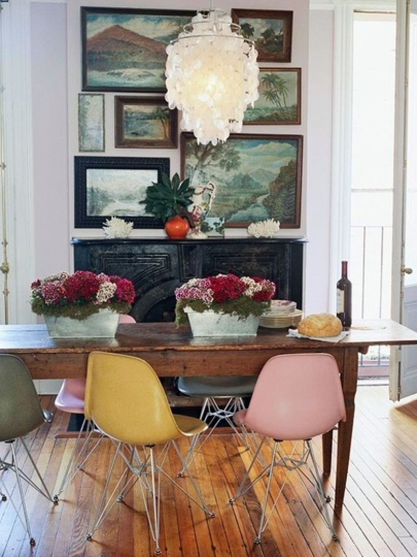 Stack Up Eiffel Chair Eames Eiffel Chair And Room