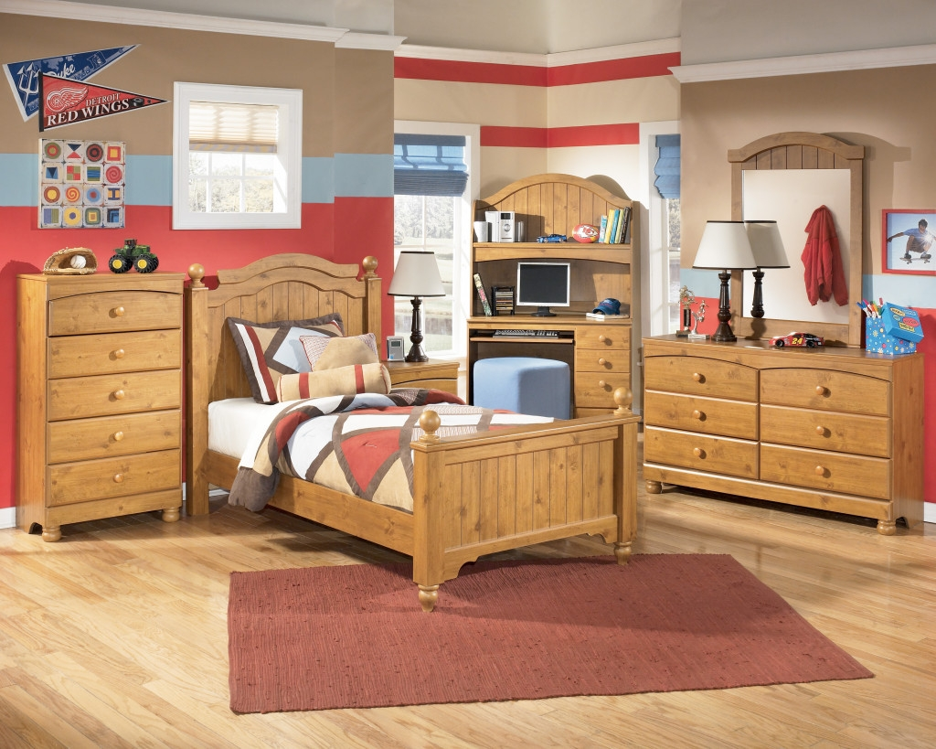 Stages Youth Bedroom Set Ogle Furniture