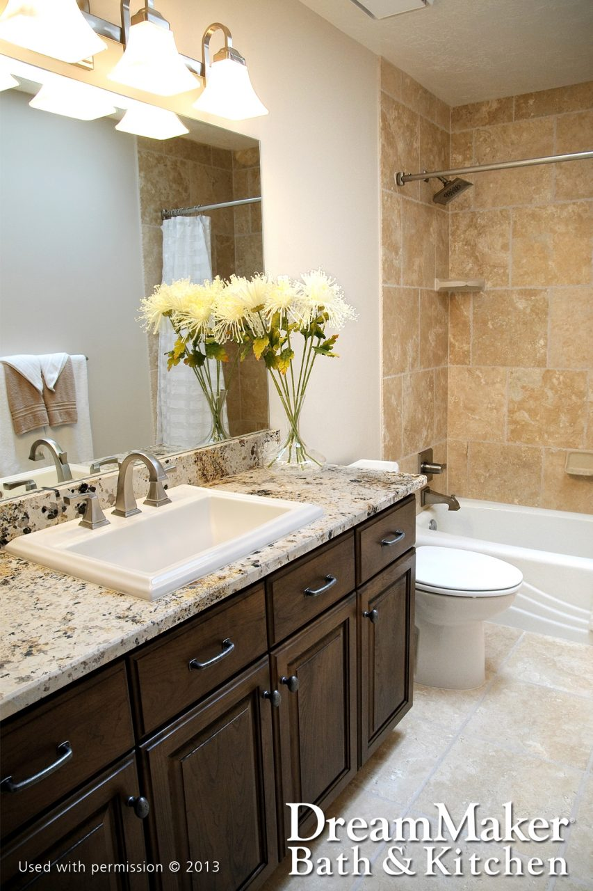 Standard Baths Powder Rooms Gallery Dreammaker Bath Kitchen Of