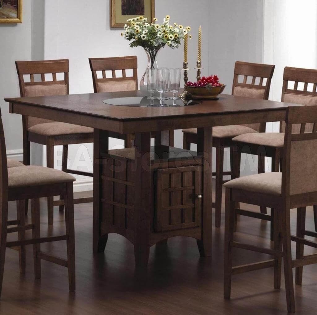 Storage Organization Captivating Wooden Dining Room Table