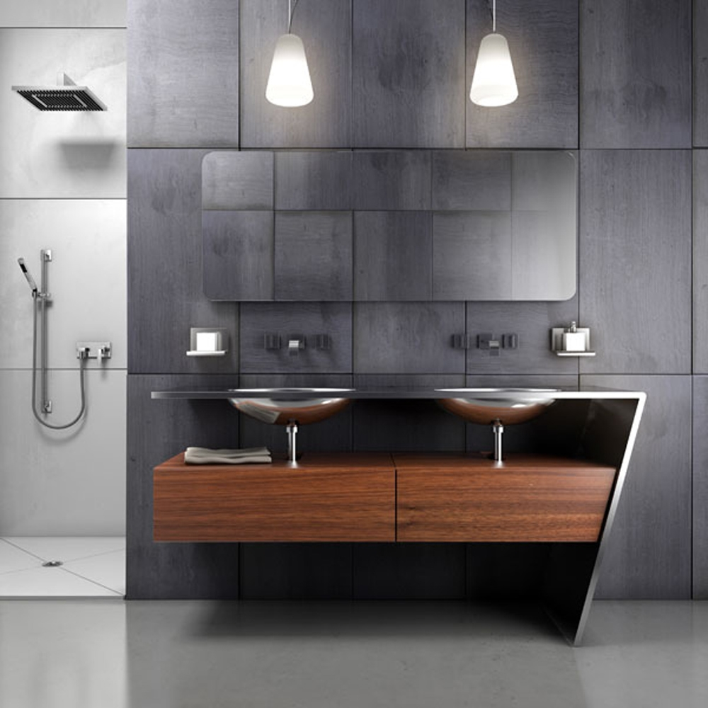 Stylish Modern Bathroom Vanities Fortmyerfire Vanity Ideas Paint