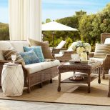 Stylish Pottery Barn Patio Furniture House Decor Images Best Pier