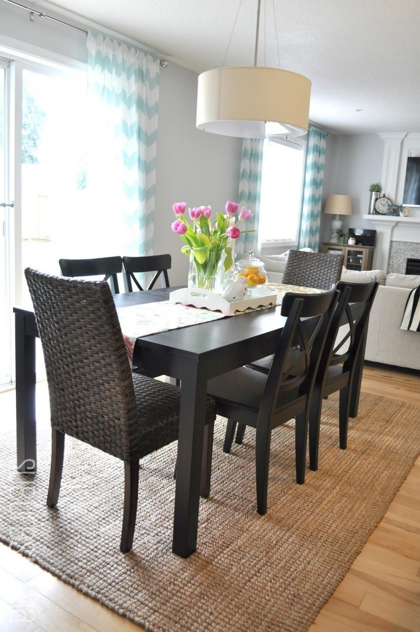 Suburbs Mama Dining Area Third Times The Charm Dream Home
