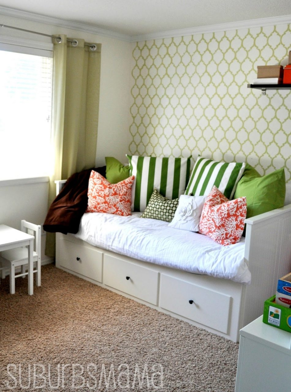 Suburbs Mama Play Roomguest Room