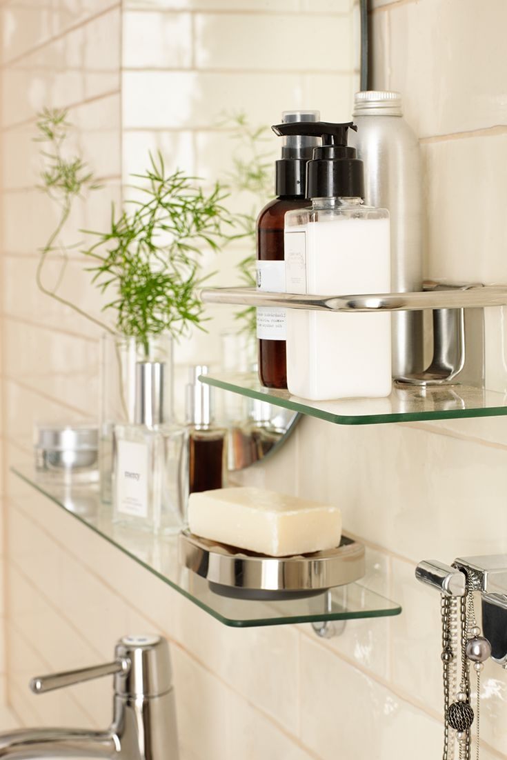 Take Your Bathroom Organization To New Levels With Kalkgrund