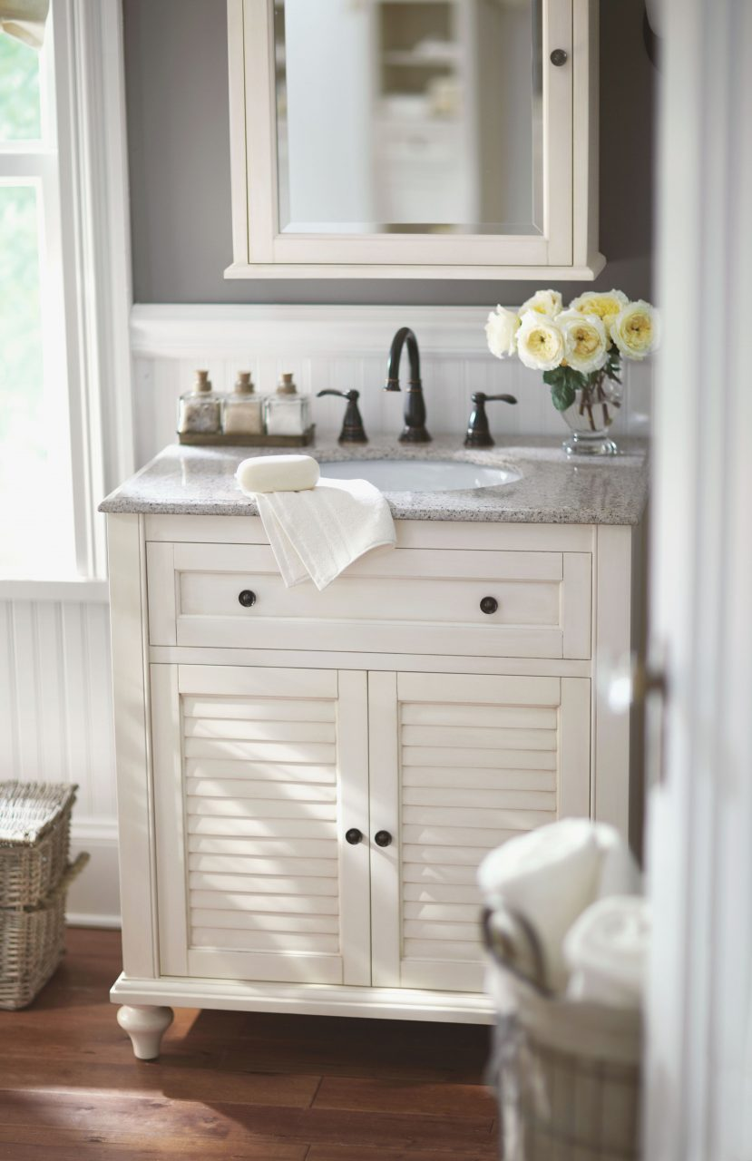 Tall Bathroom Sink Cabinets Diy Small Vanities For Bathroom Small