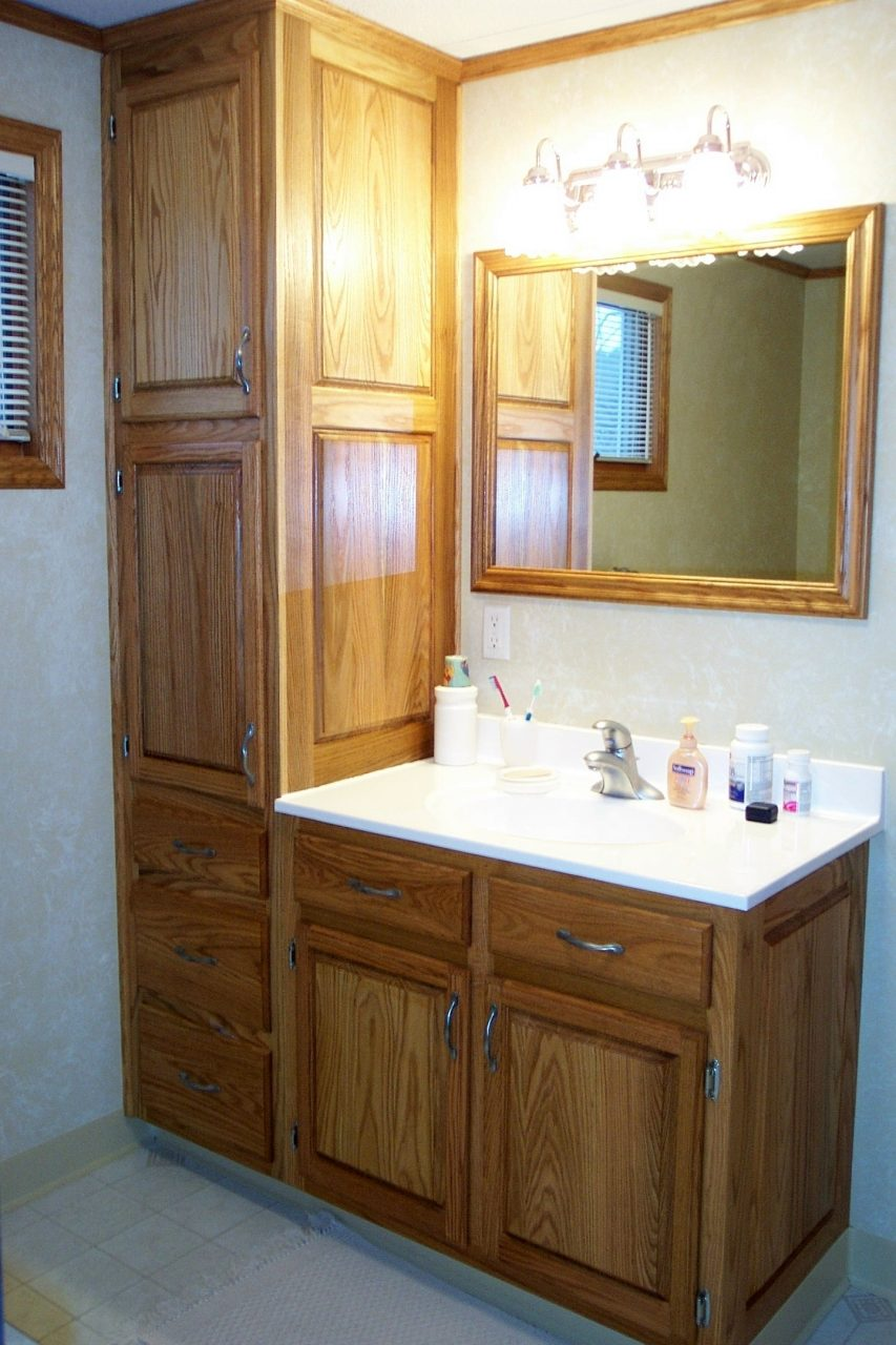 Tall Bathroom Vanities 14570
