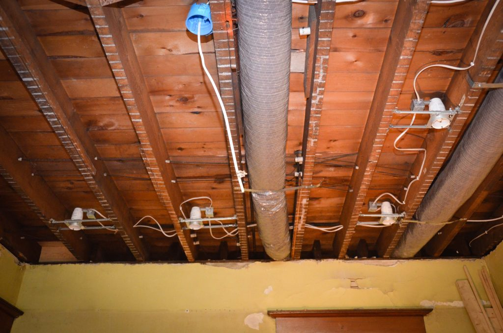 The Great Recession How Recessed Lights Took Over Our House Under