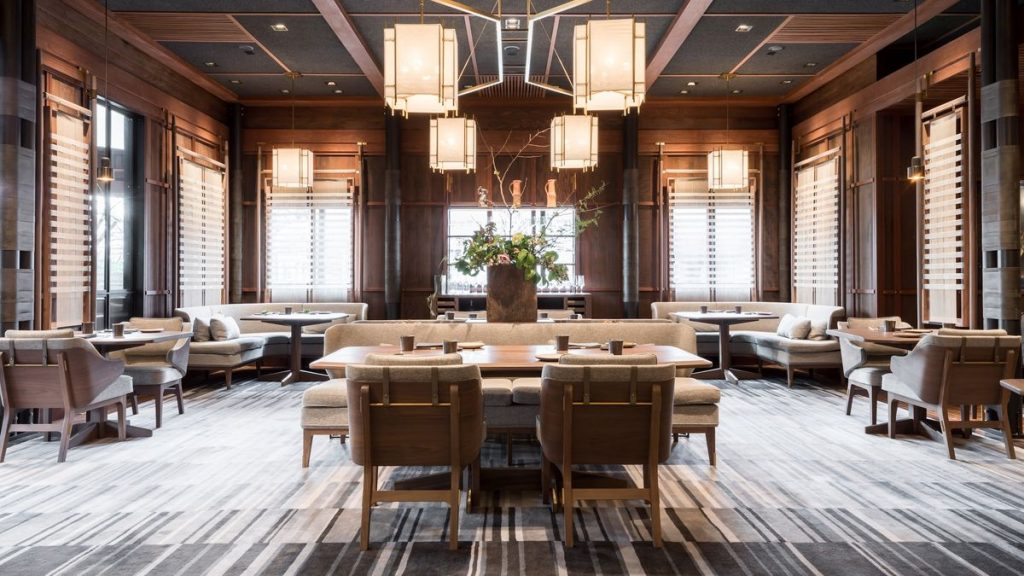The Restaurant That Proves The Best Dining Room Is A Living Room Eater
